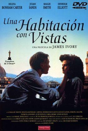 Una habitación con vistas (1985) Reino Unido. Dir: James Ivory. Drama. Romance. S.XIX - DVD CINE 1182