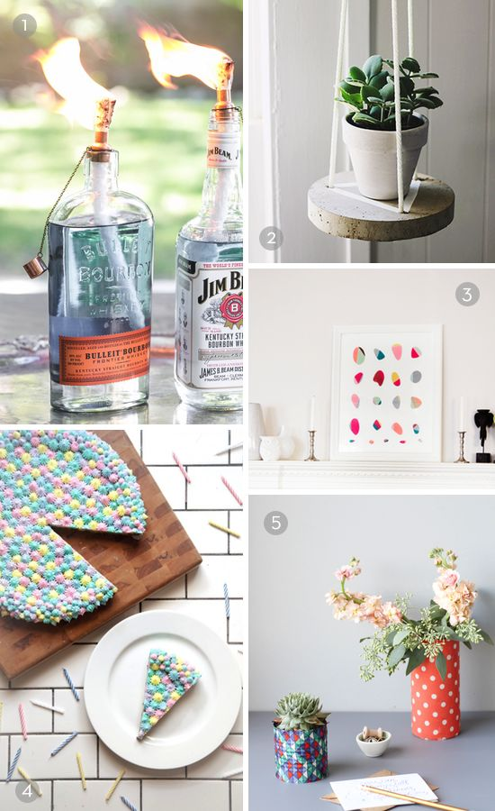 5 DIYs to Try this Weekend - Paper & Stitch