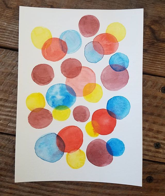 Focus Watercolor Watercolors Painting Paints Arttherapy Art
