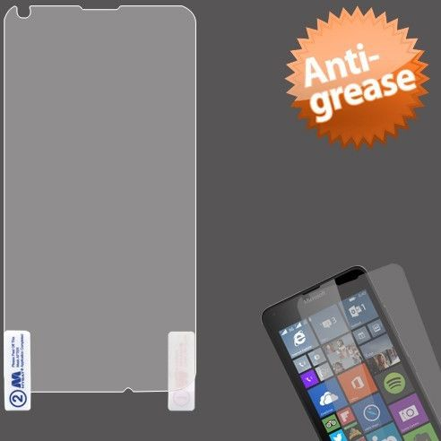 MYBAT Screen Protector for Microsoft Lumia 640 - Anti-grease