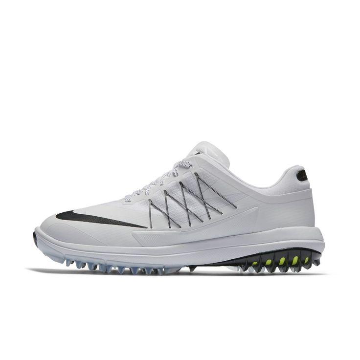 Nike Lunar Control Vapor Men's Golf Shoe Size 11.5 (White)