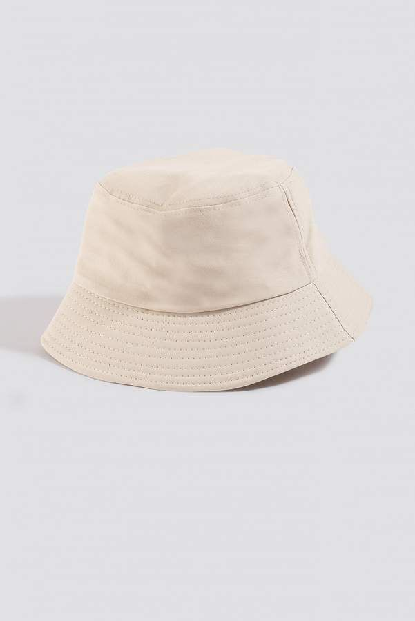 Beige Na Kd Accessories Basic Bucket Hat Outfits With Hats Bucket Hat Hats