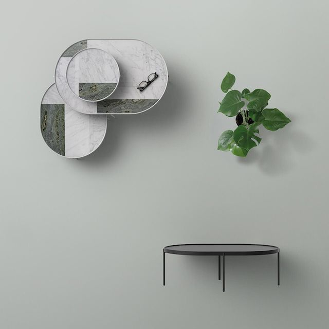 Patch Marble Tables
