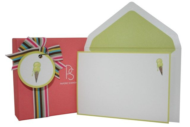 (http://www.notinthemalls.com/products/Ice-Cream-Notecards-%2d-Boxed-Stationery.html)