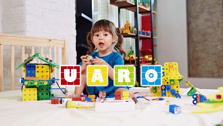 UARO Πρόταση Εκπαιδευτικής Ρομποτικής Για Προσχολική Αγωγή & Α'-Β' Δημοτικού