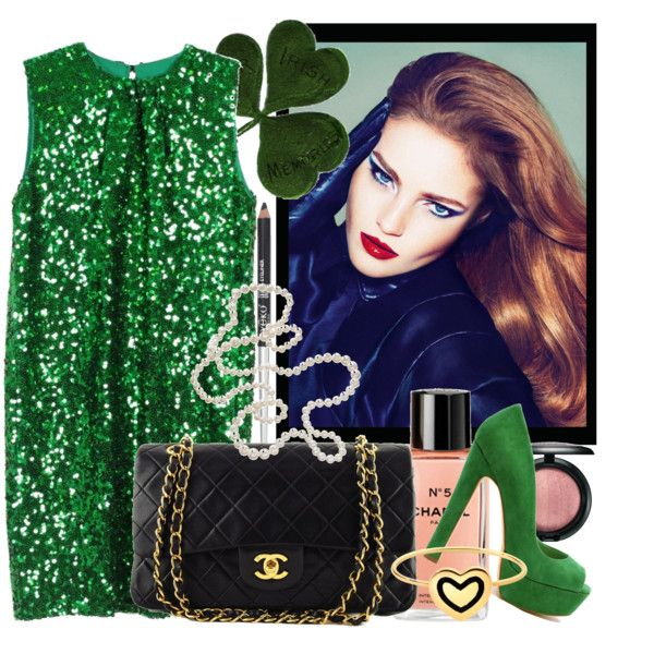 St. Patrick's Day, created by megcharlotteSt Patricks Day, Everyday Outfit