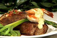 Hy's Steakhouse Steak Neptune