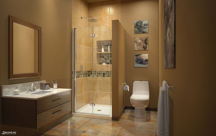 Whether you prefer modern, classic or a rustic look DreamLine Shower Doors can fulfill all of your desires.  DreamLine Shower Doors are frameless, semi-frameless, thick glass and an awesome addition to any bathroom. For Sale at www.amazingshowerdoor.com  #DreamLine #DreamLineShowerDoor #UltimateShowerDoor #FramelessShowerDoor #BathroomTrends