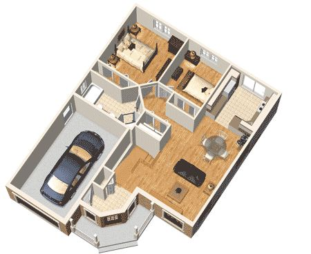 Plan 80624pm Simple One Story Home Plan