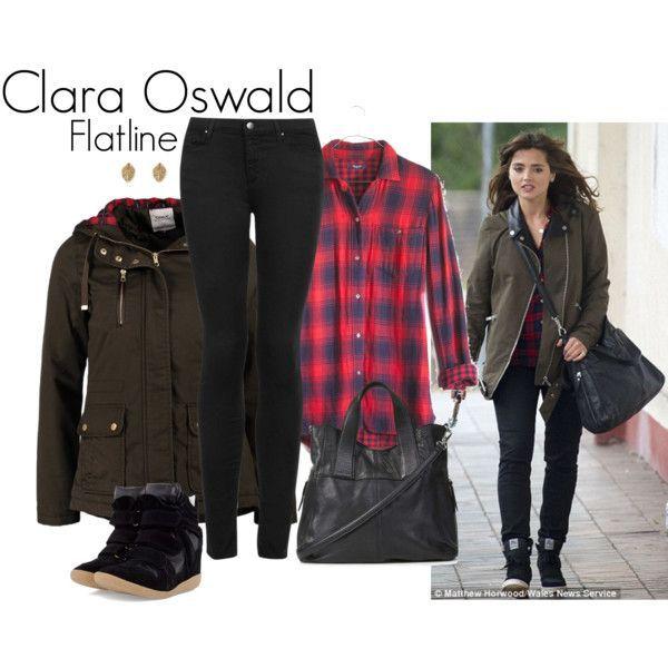 Clara Oswald: Flatline (season 8, episode 9)