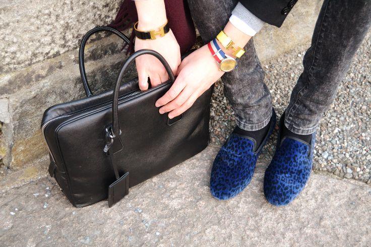 Details - Prada and Hermès