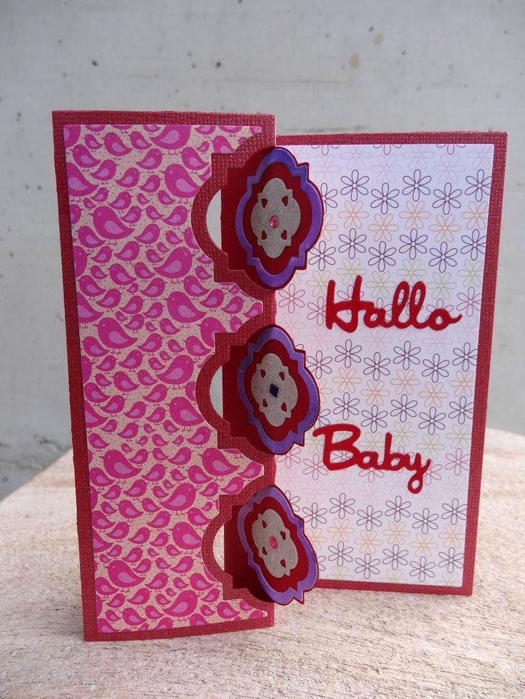 Zur Geburt: Hallo Baby