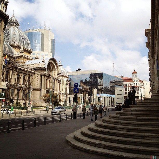 Calea Victoriei in București, București