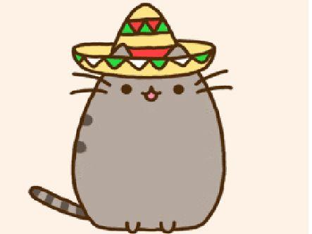 Taco pusheen