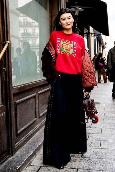 2017 Paris Moda Haftası Sokak Stilleri - InStyle Türkiye