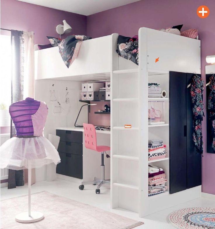Gyerekszoba berendezés ötletek - IKEA katalógus 2015