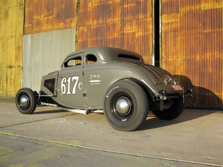 Hot Rod. Antonio Lirio