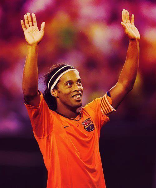 Ronaldinho / Barcelona