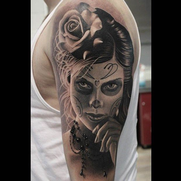 49 Best Ink Me Images On Pinterest: 1218 Best Images About Photo Realistic/ Portrait Tattoos