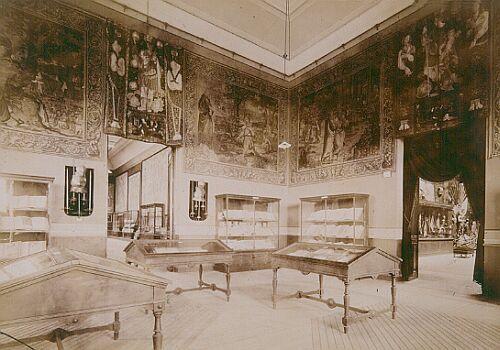 Exposici n general de las islas filipinas museo nacional for Diseno de interiores siglo xix