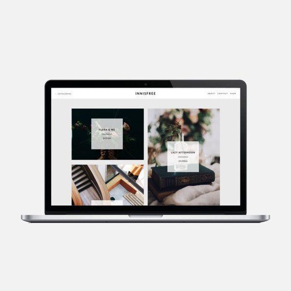 201 best Plantillas Responsive para Blogger images on Pinterest ...