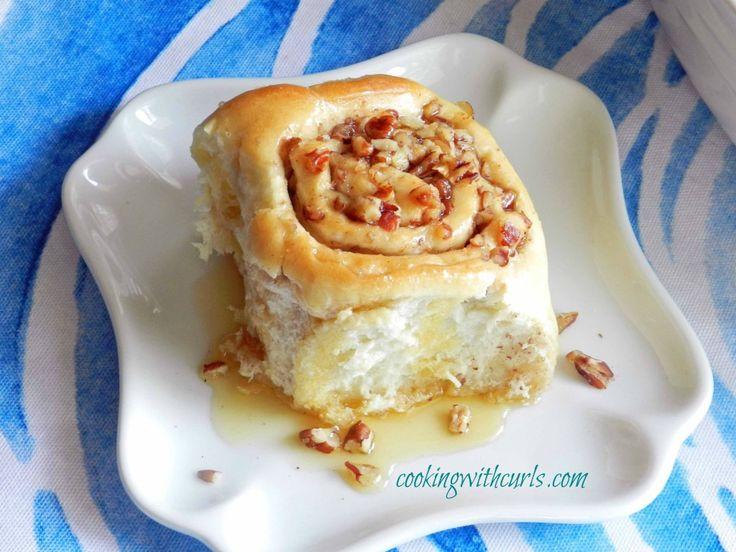 Baklava Sourdough Cinnamon Rolls & sourdough surprises - Cooking With Curls