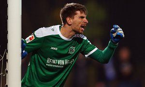 Leicester City announce signing of Ron-Robert Zieler from Hannover 96