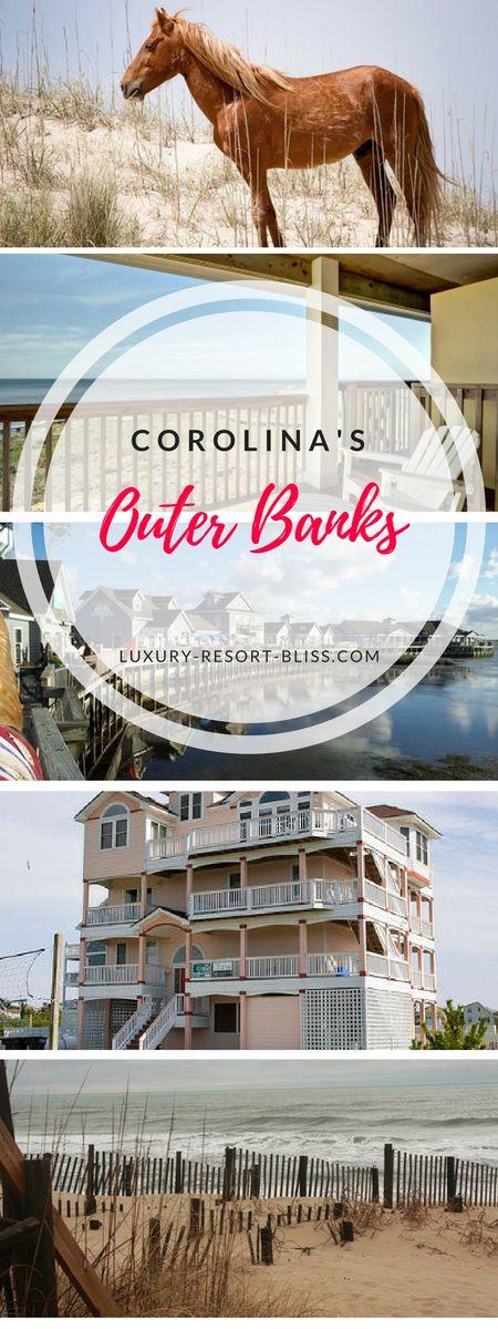 Carolina's' Outer Banks Vacation Rentals