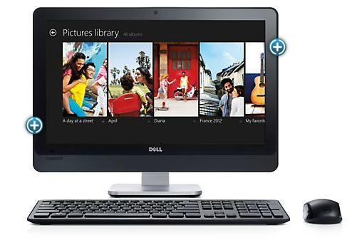 Computadores All-in-One em oferta - Computador All-in-One Inspiron One 2330 Intel Core i5-3330S