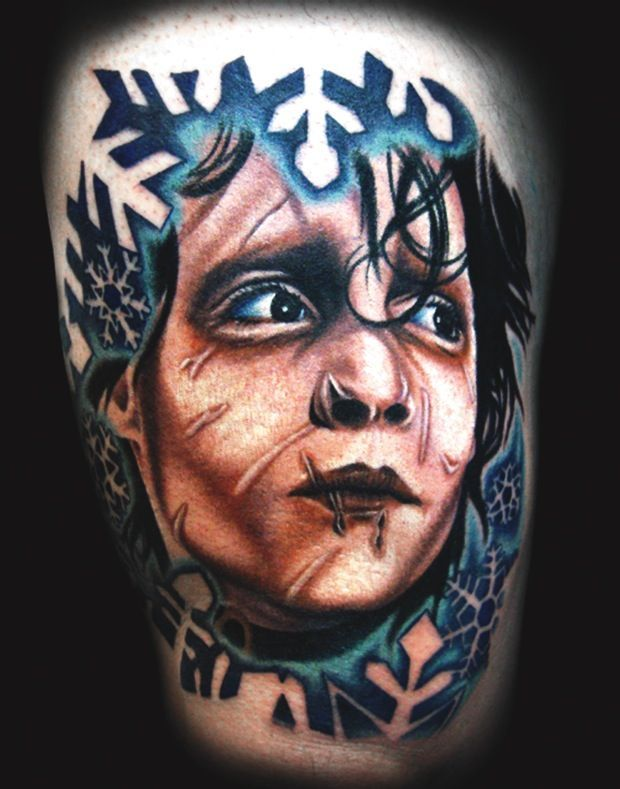 People have Johnny Depp Characters as Tattoos  13 photos  Morably