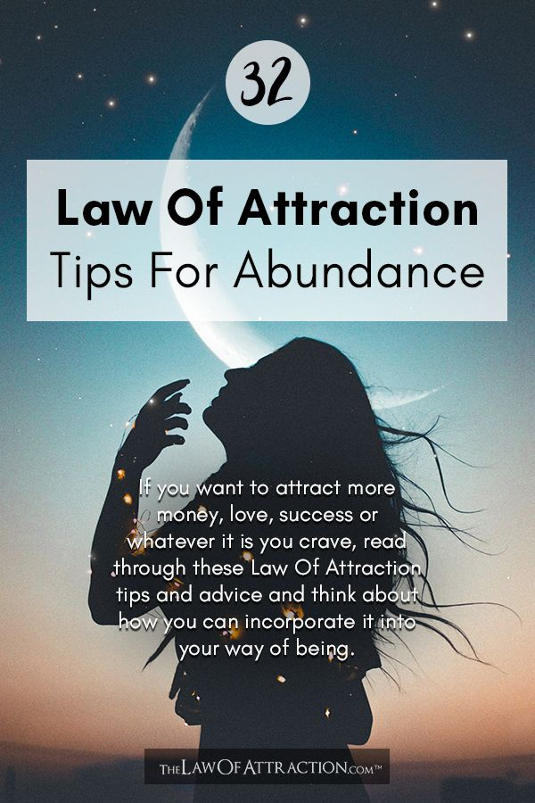 32 Law Of Attraction Tips For Attracting Abundance And Prosperity
