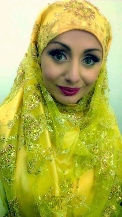 Хиджаб- это Корона , как то и в такой фотосессии я принимала участие .