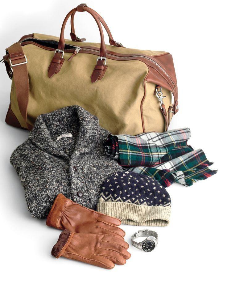 J.Crew winter essentials.