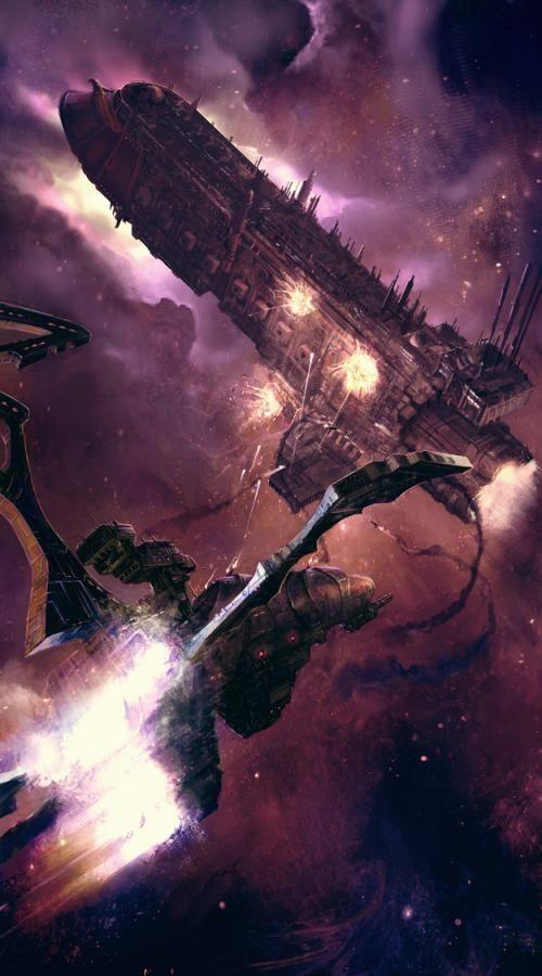 Dark Eldar vs Imperium Warhammer 40k