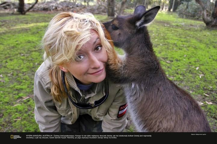 Martyna,  Kangaroo Island, Australia