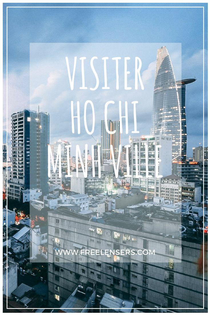 Vietnam, Asie : Visiter Ho Chi Minh Ville, celle qui ne dort jamais. Sur notre blog voyage et photo nous vous partageons nos conseil, astuces, guides et itinéraires à travers nos récits et carnets de voyage. Vous recherchez comment préparer vos vacances ? Une idée de destination ? Quand partir ? Les activités à faire et les endroits à voir ? Découvrez nos aventures autour du monde ! #vietnam #asie #hochiminh #visitvietnam #voyage