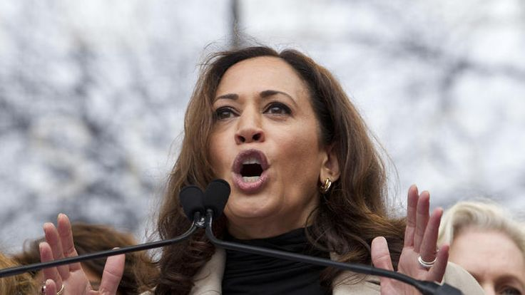 Sen. Kamala Harris will co-sponsor a Medicare-for-all plan proposed by Sen. Bernie Sanders (I-Vt.), she told Californians at a town hal...