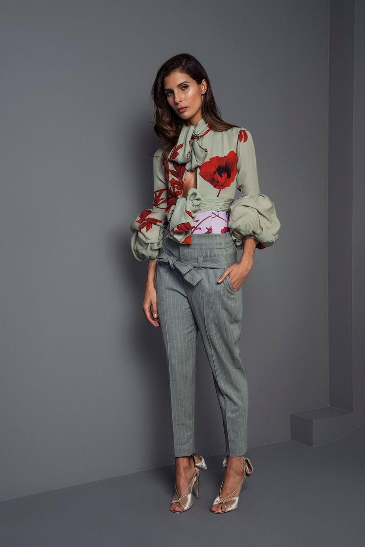 Johanna Ortiz Fall 2017 Ready-to-Wear Fashion Show