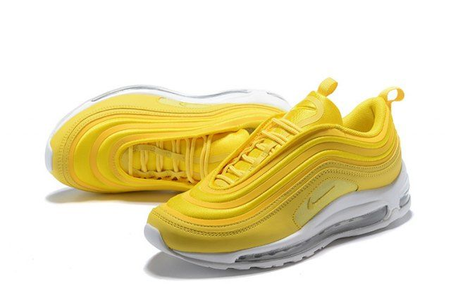 Enthusiasm Nike Air Max 97 Mustard Yellow White 921733 701 ...