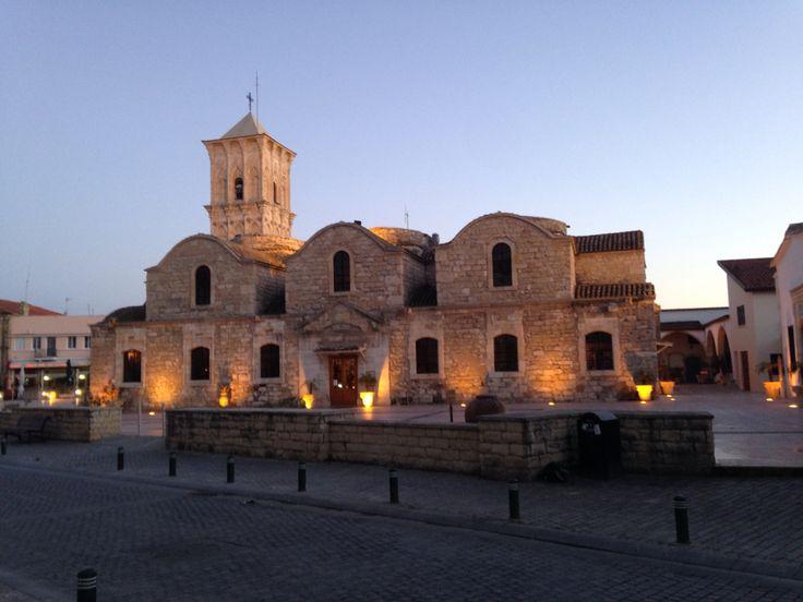 Cyprus, Larnaka