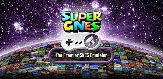 SuperGNES (SNES Emulator) v1.3.15 APK Free Download - APK Classic