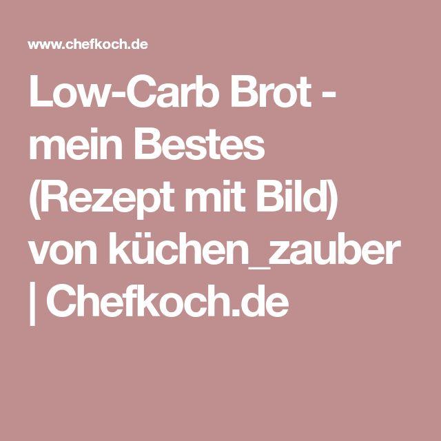 Low-Carb Brot - mein Bestes (Rezept mit Bild) von küchen_zauber | Chefkoch.de