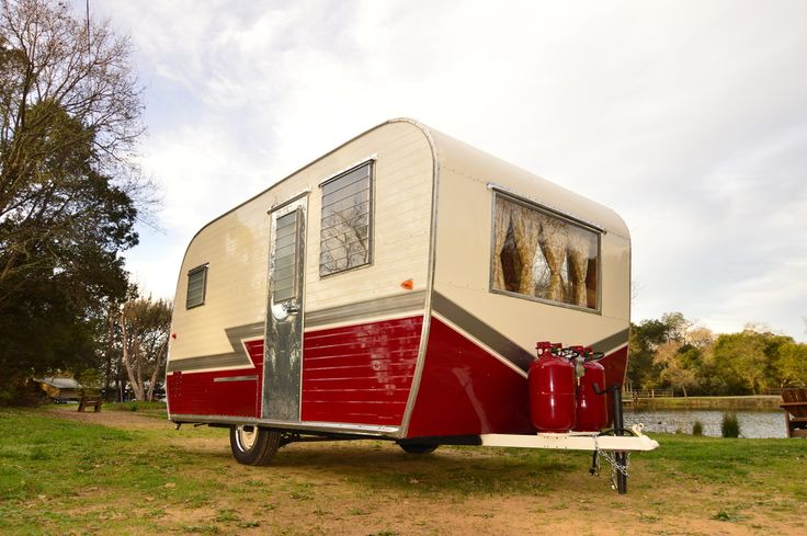 Vintage Camper Trailers For Sale