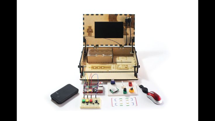 A Minecraft computer for anyone to create and invent with technology. Build electronics. Invent power-ups. Create the future.