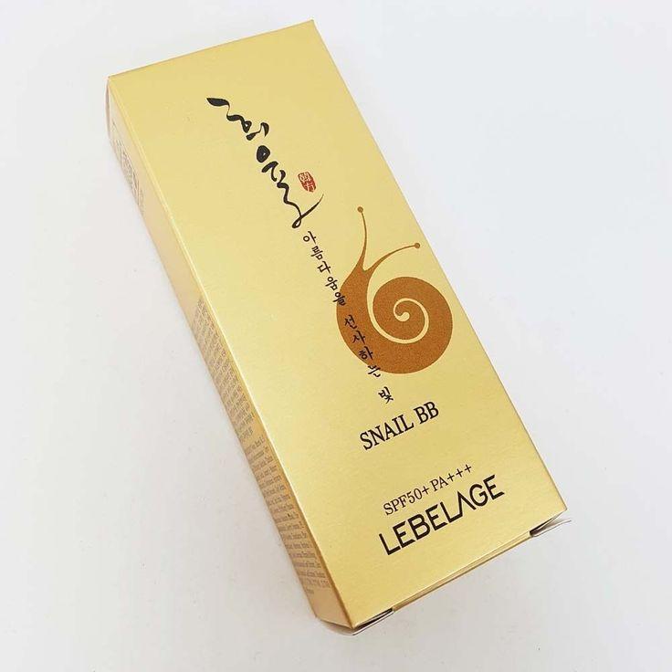 [NEW] Lebelage Heeyul Snail BB Cream 30g Skin Care Cosmetics Korea Beauty #LEBELAGE
