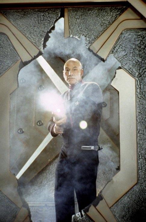 Captain Picard is my favourite Star Trek captain.