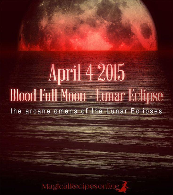 blood moon eclipse magic - photo #6