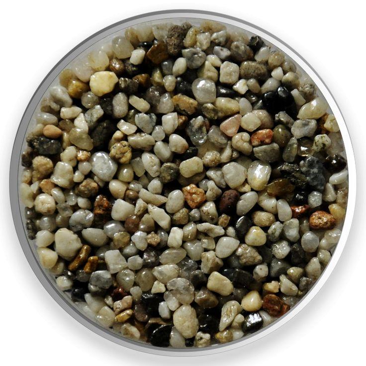Prírodné kamenivo šedé. Kamenivo pre kamenné koberce a dekoračné účely. Dodáva sa sušené v 25 kg papierových vreckách. art4you #art4youpodlahy #podlaha #podlahy #epoxid #polyuretanovépodlahy #polyuretan #epoxidovépodlahy #prírodnékamenivo #prírodnýkameň