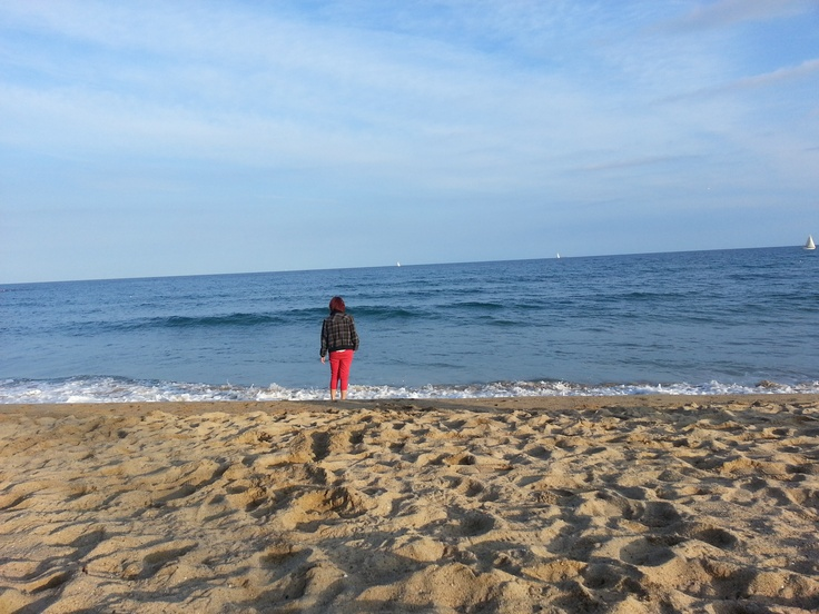 the sea keeps me alive