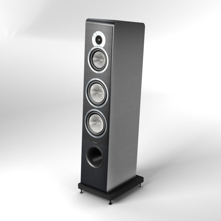 The music is stereo and in vinyl, Sonus-Faber Principia 7